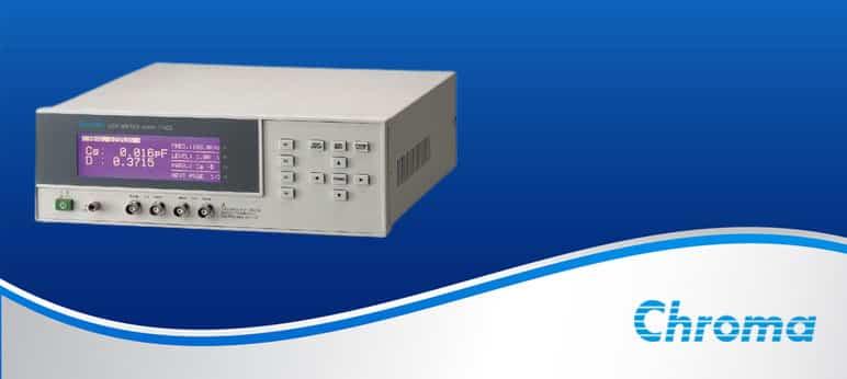 LCR Meter Chroma 11022 (9)