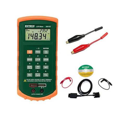 LCR Meter EXTECH 380193 (1)