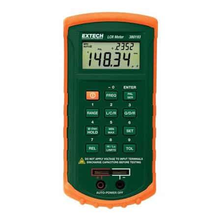 LCR Meter Extech 380193
