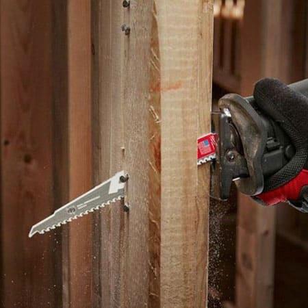 Lưỡi cưa kiếm gỗ Milwaukee AX Carbide T5-225.36mm (1 chiếc) (1)