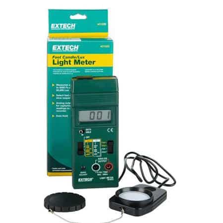 Máy đo cường độ ánh sáng Extech 401025 (50000 Lux) (1)
