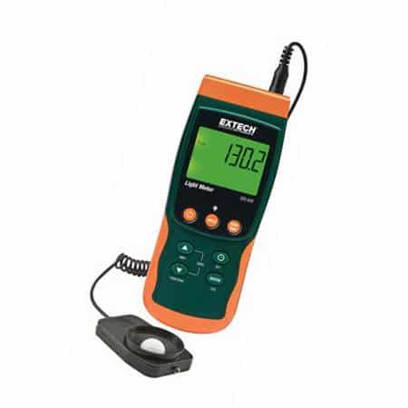 Máy đo cường độ ánh sáng Extech SDL400 (100k Lux, có bộ ghi dữ liệu) (1)