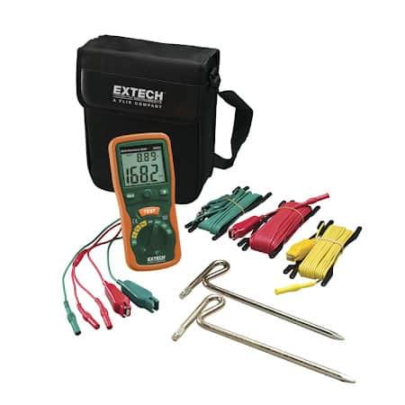 Máy đo điện trở đất EXTECH 382252 (1)