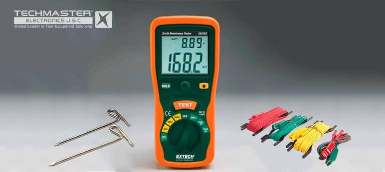 Máy đo điện trở đất Extech 382252 (8)