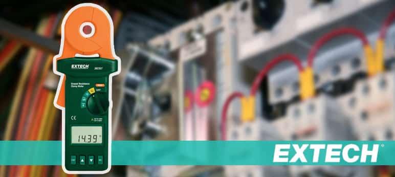 Máy đo điện trở đất Extech 382357 (8)