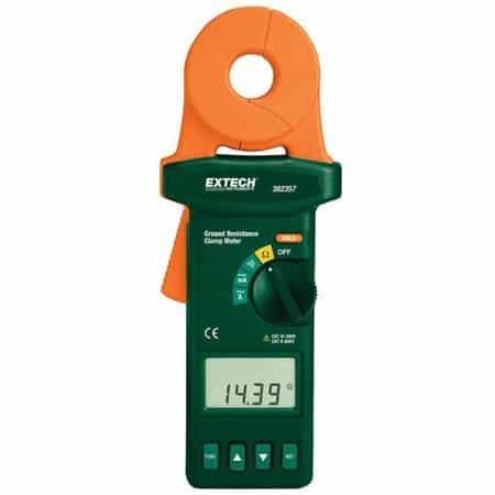 Máy đo điện trở đất Extech 382357