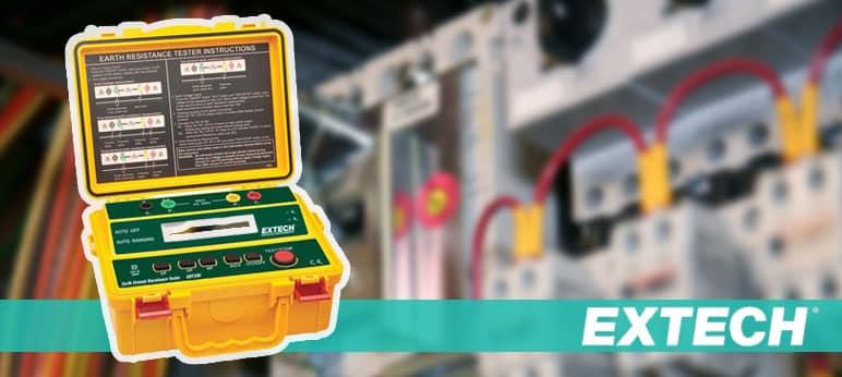 Máy đo điện trở đất Extech GRT300 (8)