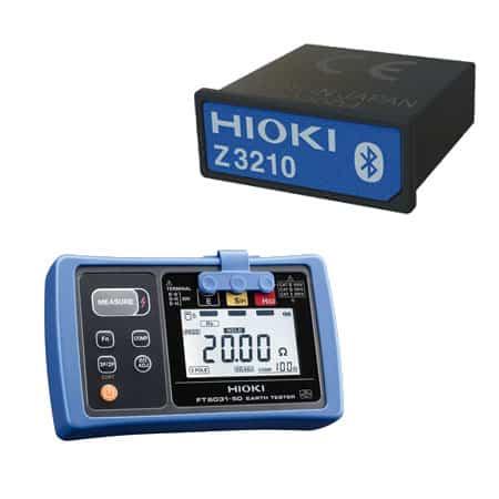 Máy đo điện trở đất Hioki FT6031-50 (3)