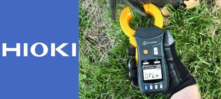 Máy đo điện trở đất Hioki FT6380 (8)