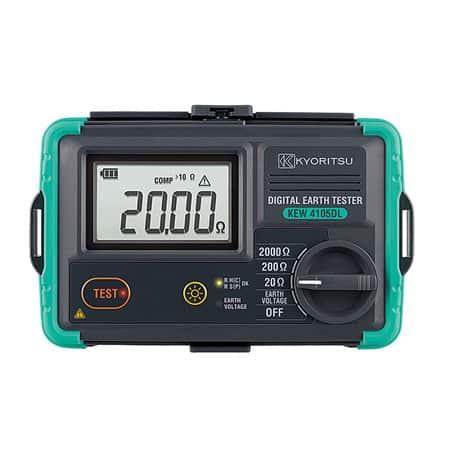 Máy đo điện trở đất Kyoritsu 4105DL-H