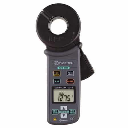 Máy đo điện trở đất Kyoritsu 4202