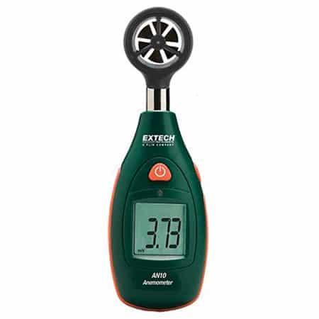 Máy đo tốc độ gió Extech AN10 (80~3936ft/min (0.8~72km/h))