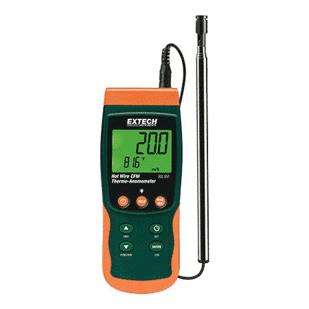 Máy đo tốc độ gió Extech SDL350