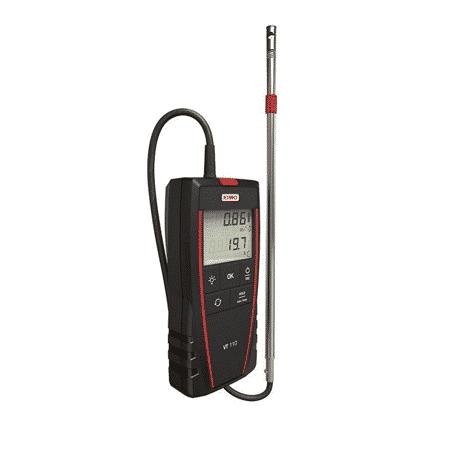 máy đo tốc độ gió Kimo LV111