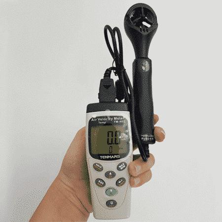 Máy đo tốc độ gió Tenmars TM-402 (1)