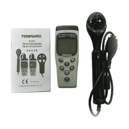 máy đo tốc độ gió Tenmars TM-403 (1)
