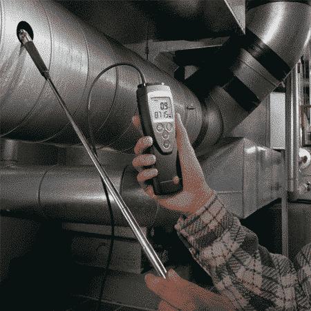 Máy đo tốc độ gió Testo 416 (1)