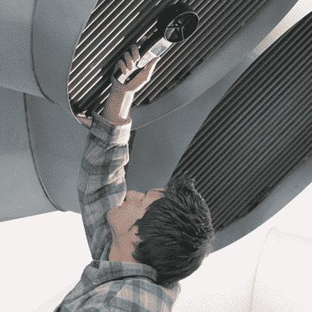 Máy đo tốc độ gió Testo 417 (1)