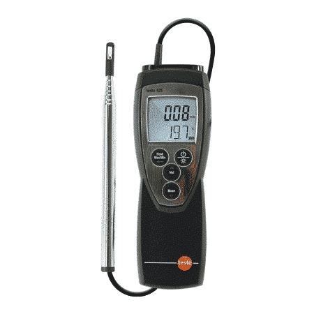 Máy đo tốc độ gió Testo 425