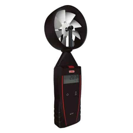 Máy đo tốc độ gió, nhiệt độ môi trường Kimo LV50 (0.3 - 35m/s, -20 đến +80°C)