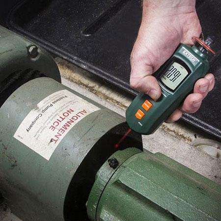 Máy đo tốc độ vòng quay Extech RPM40 (01)