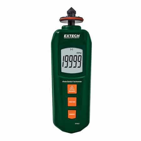 Máy đo tốc độ vòng quay Extech RPM40 (Tiếp xúc, không tiếp xúc)
