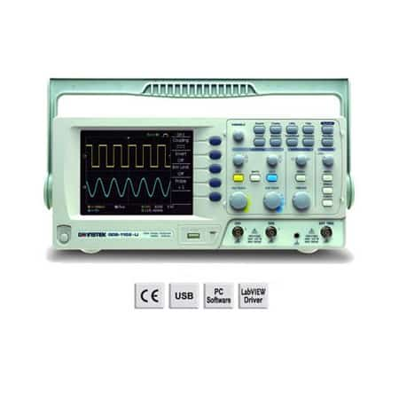 Máy hiện sóng kỹ thuật số GW Instek GDS-1072-U