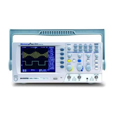 Máy hiện sóng kỹ thuật số GW INSTEK GDS-1072A-U (1)