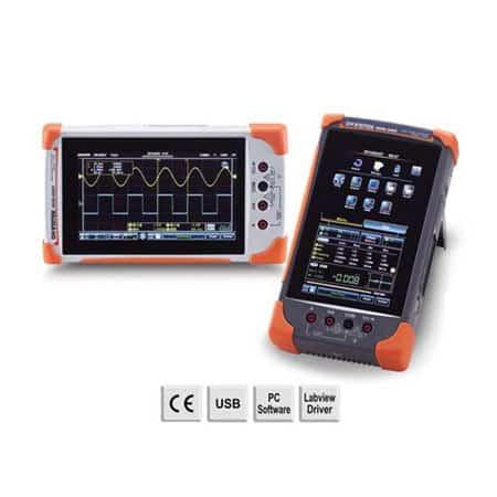 Máy hiện sóng kỹ thuật số GW Instek GDS-310
