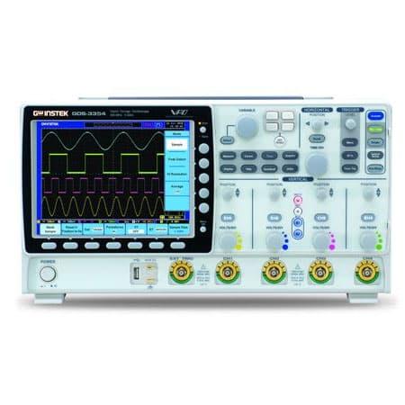 Máy hiện sóng kỹ thuật số GW INSTEK GDS-3152 (2)