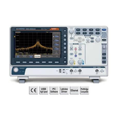 Máy hiện sóng kỹ thuật số GW Instek MDO-2102A