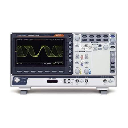 Máy hiện sóng kỹ thuật số GW INSTEK MSO-2102EA (2)