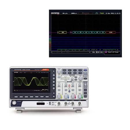 Máy hiện sóng kỹ thuật số GW INSTEK MSO-2102EA (3)