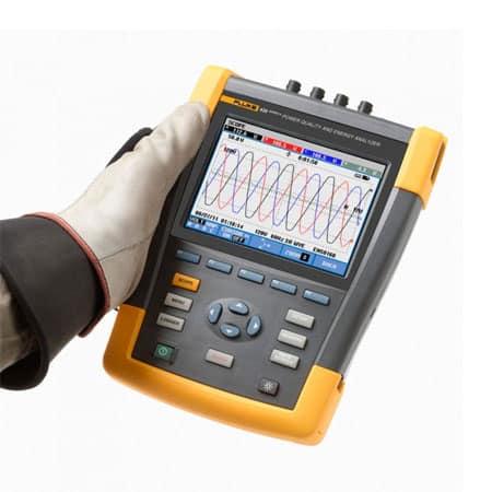 Máy phân tích chất lượng điện năng Fluke 435-II (4)