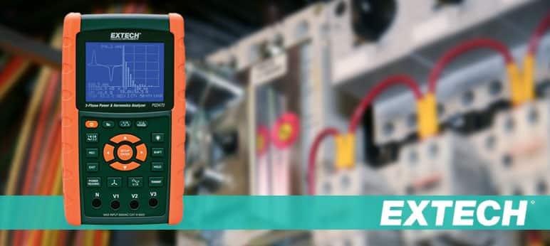 Máy phân tích công suất Extech PQ3470 (8)