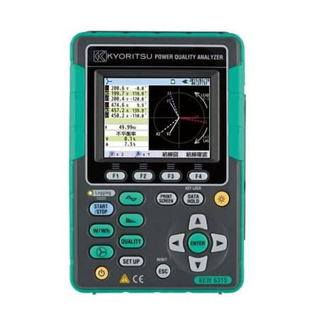 Máy phân tích công suất Kyoritsu 6315-00