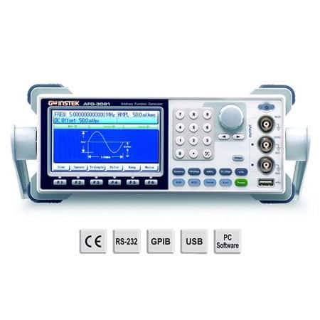 Máy phát xung tín hiệu bất kỳ GW Instek AFG-3081