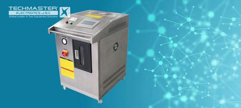 Máy phun tiệt trùng Hydrogen Peroxide dạng hơi HTY-V100 (VHP generator – Model: HTY-V100)