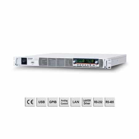 Nguồn DC lập trình chuyển mạch GW Instek PSU 60-25