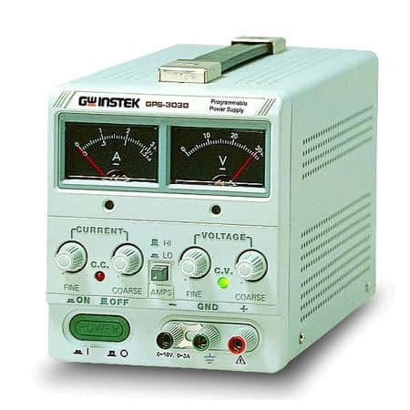 Nguồn DC tuyến tính GW Instek GPS-3030 (2)