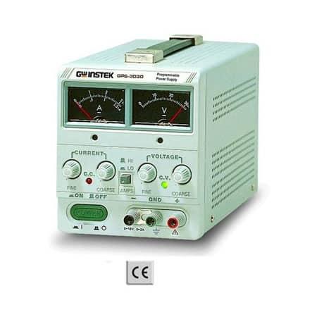 Nguồn DC tuyến tính GW Instek GPS-3030