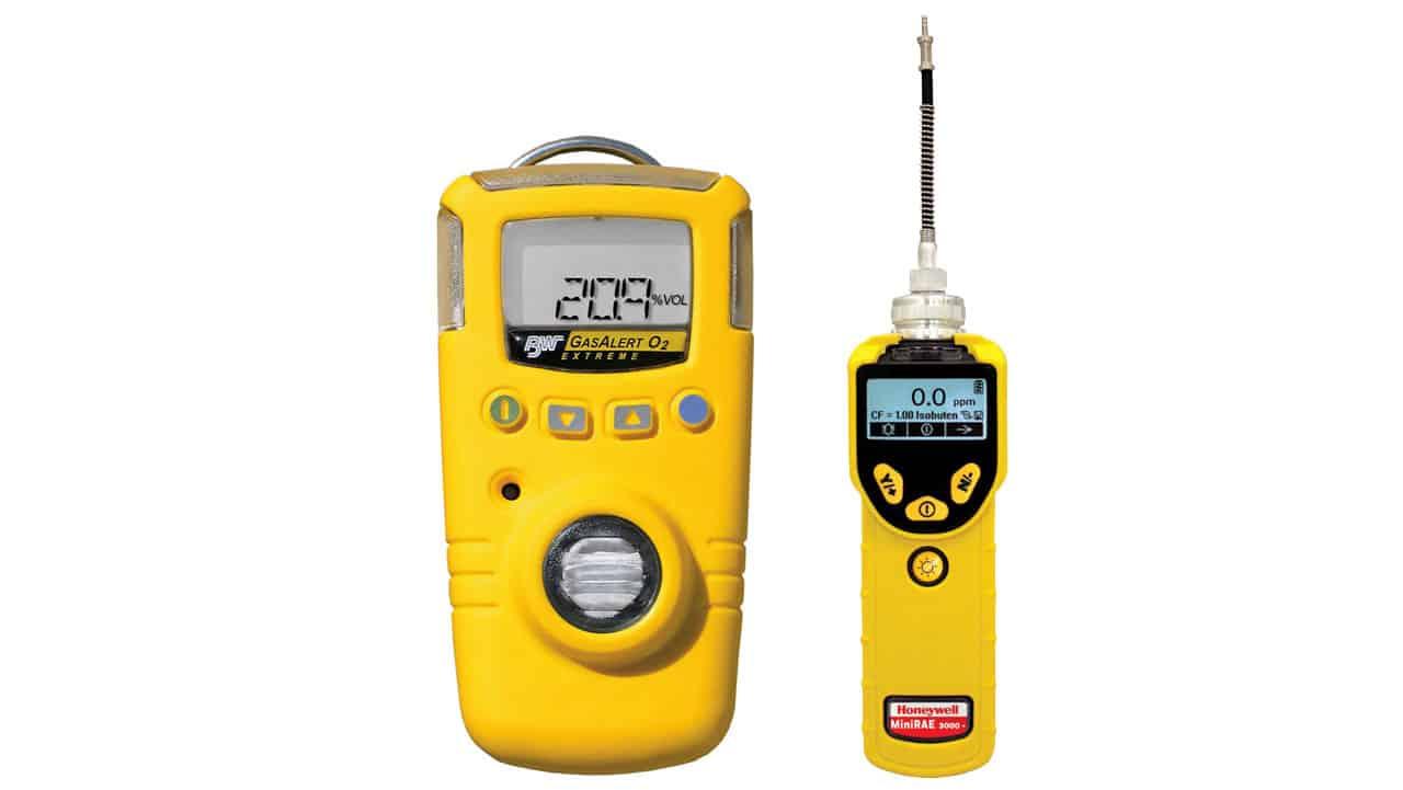 Thiết bị đo nồng độ khí