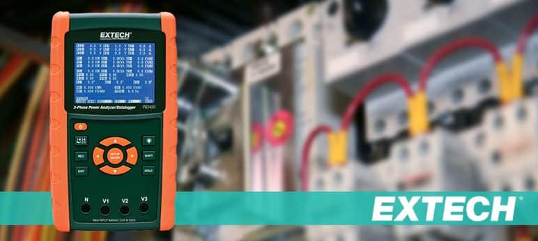Thiết bị đo phân tích công suất Extech PQ3450 (8)