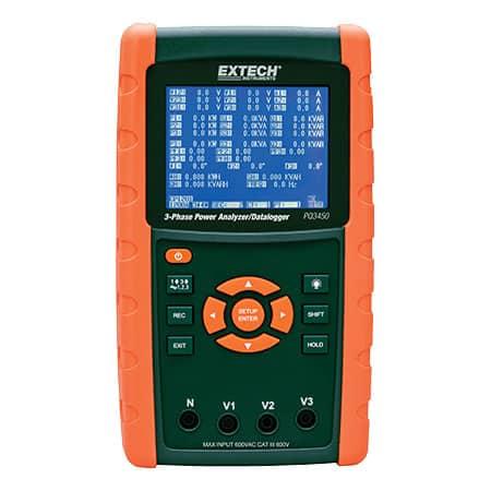 Thiết bị đo phân tích công suất Extech PQ3450