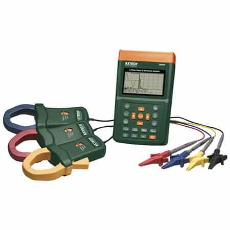 Thiết bị đo phân tích công suất, sóng hài Extech PQ3350-1