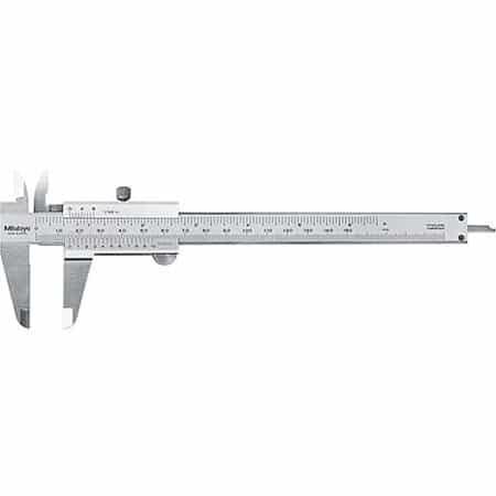 Thước cặp cơ khí Mitutoyo 530-114, 0-8\\