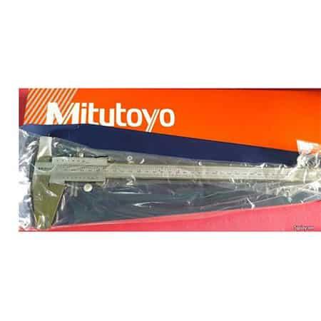 Thước cặp cơ khí Mitutoyo 530-119, 0-12\\\'\\\'/0-300mm x 0.02mm