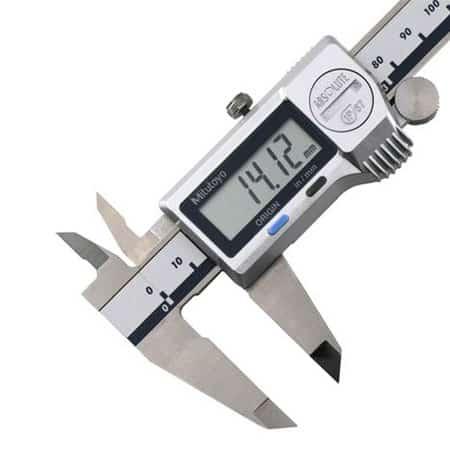 Thước cặp điện tử chống nước Mitutoyo 500-753-20 (0~200mm/0.01mm, IP67)