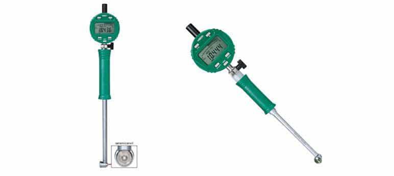 Thước Đo Lỗ Điện Tử INSIZE 2122-35A ( 18-35mm, 0.002mm/ 0.0001˝)