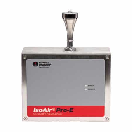 Máy đếm hạt tiểu phân từ xa IsoAir® Pro-E